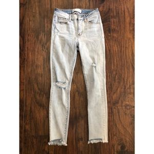 RSQ Jeans Cali High Rise Distressed Skinny Jeans